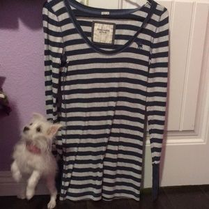 Abercrombie&Fitch perfect stretch long sleeve  tee